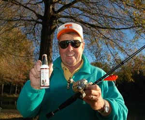 Bill Dance loves Line & Lure